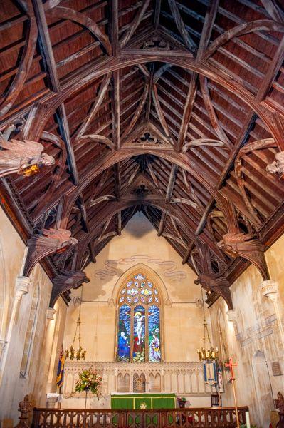 Horningsham St John S Church History Amp Photos Historic
