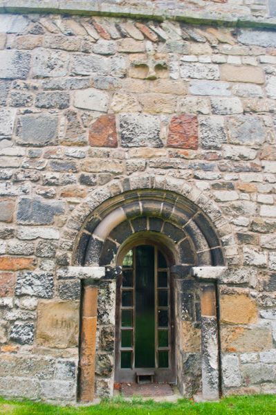 Hovingham, All Saints Church photo, Tower west door