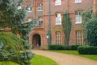 Front entrance to Hughenden