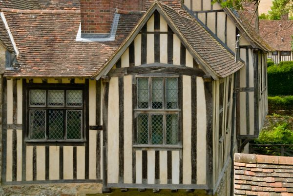 Ightham Mote photo, East range