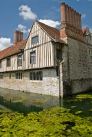 Ightham Mote, South east corner