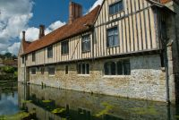 Ightham Mote, South range