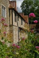 Ightham Mote, West range