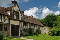 Ightham Mote, Cottages