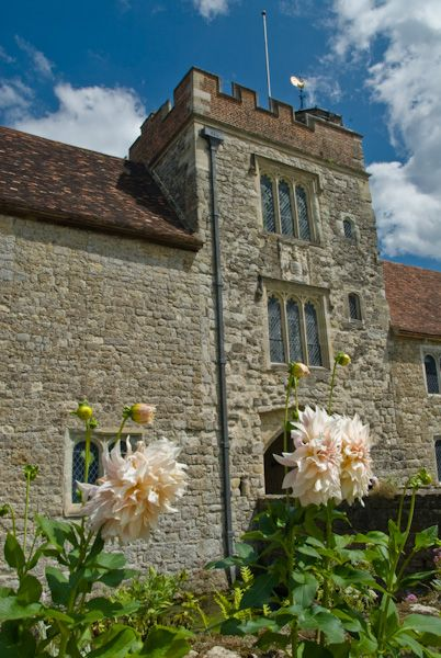 Ightham Mote photo, Gatehouse Tower