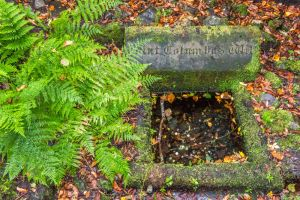St Columba's Holy Well, Invermoriston