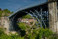 Iron Bridge, Bridge view