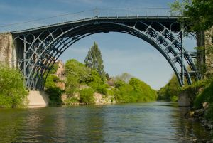 Iron Bridge, Bridge and River Severn