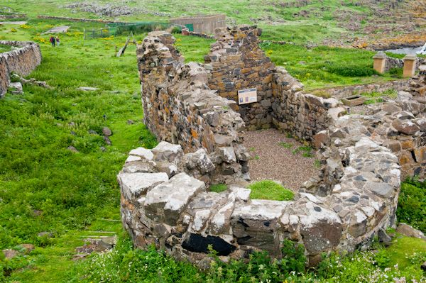 Isle of May Priory, St Adrian's Chapel photo, West range