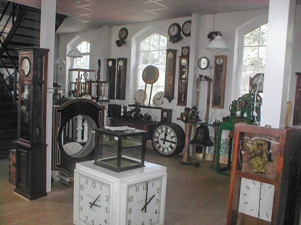 Its Time Machine Funtington photo, The museum interior (c) Dr Paul Strickland