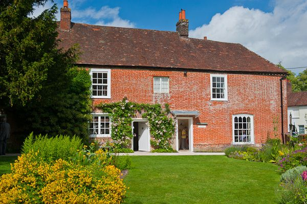 Jane Austen S House Museum History Travel And