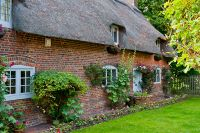 Thatched cottage, Chawton