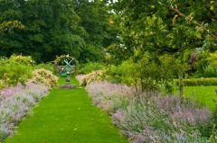 Kellie Castle, A beautiful garden walk