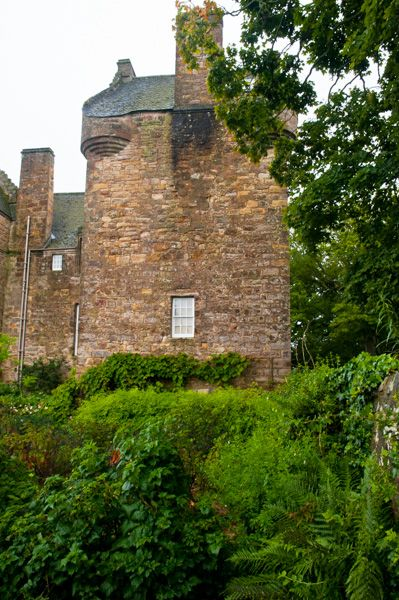 Kellie Castle photo, The 16th century tower