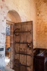 Kempley, St Mary, The ancient tower door