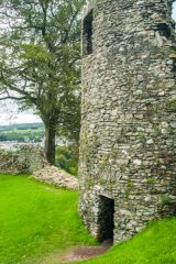 Kendal Castle, The Troutbeck Tower