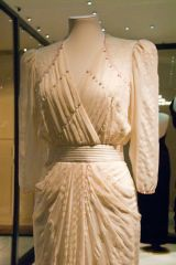 A dress from the royal collection