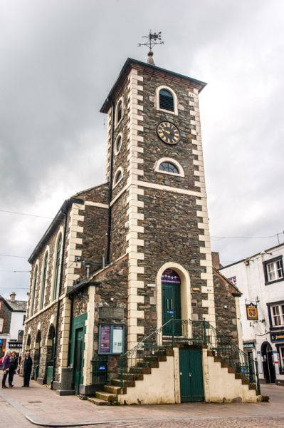 Keswick photo, Keswick's Moot Hall