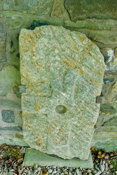 Kilberry Sculptured Stones photo, Carved cross