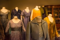 Costume collection, first floor