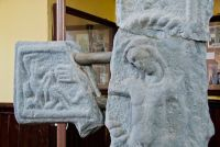 Kilmartin Crosses, Cross head with reattached arm