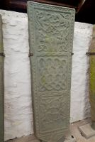 Kilmodan Sculptured Stones, Loch Awe school slab