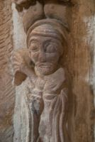 Chancel arch carving 4