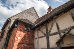 King John's House and Heritage Centre, The house exterior