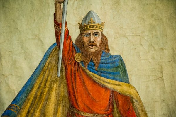 Image result for images of king alfred the great