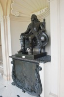 Kingston Lacy, Charles I statue