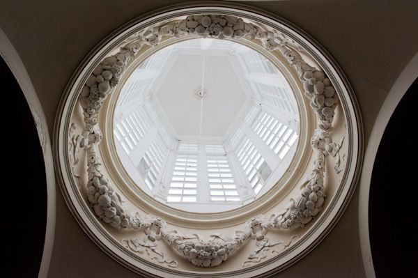 Kingston Lacy photo, Upper Landing dome