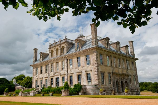 Kingston Lacy photo, House from the gardens