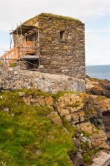 Museum of Scottish Lighthouses, Wine Tower