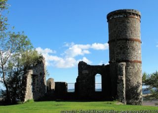 Kinnoull Hill Tower