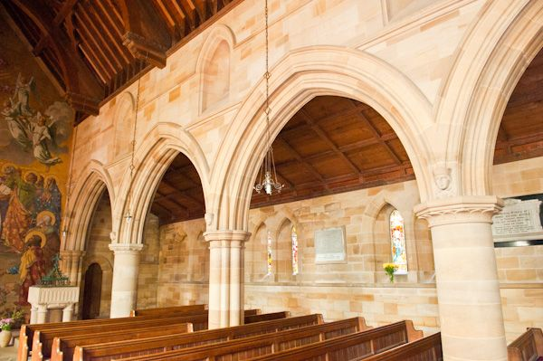 Kirby Grindalythe, St Andrew's Church photo, Nave arcade