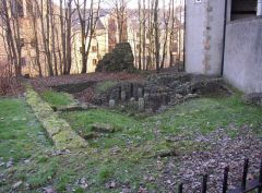 Wery Wall and Roman Bath House
