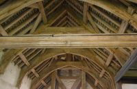 Langley Chapel, Chapel Roof