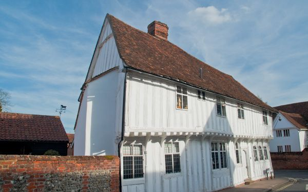 Lavenham photo, Timber framed building, Lady Street