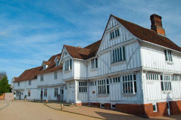 Lavenham Suffolk Historic Suffolk Wool Town