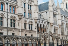 Law Courts, London, design by GE Street