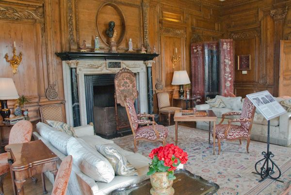 Leeds Castle photo, Drawing Room