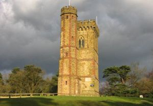 Leith Hill Tower and Place