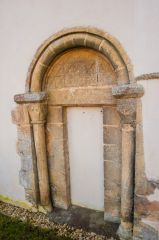 13th century doorway