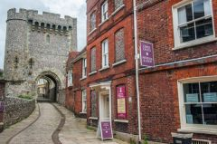 Lewes Castle and Barbican House Museum, The Barbican museum