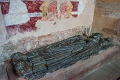 Bishop de Langton effigy (d. 1321)