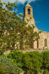 Lindisfarne, St Mary's church