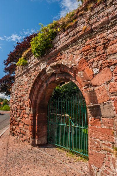 Lindores Abbey Newburgh Fife History Amp Photos