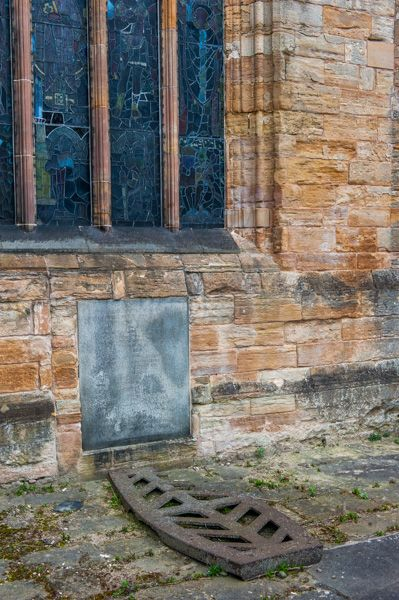 Church of St Michael, Linlithgow photo, 1823 mort house