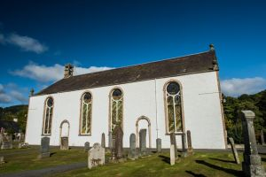 Little Dunkeld Church