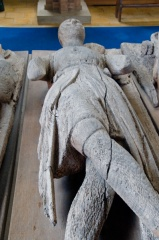 Sir Robert de Horkesley effigy